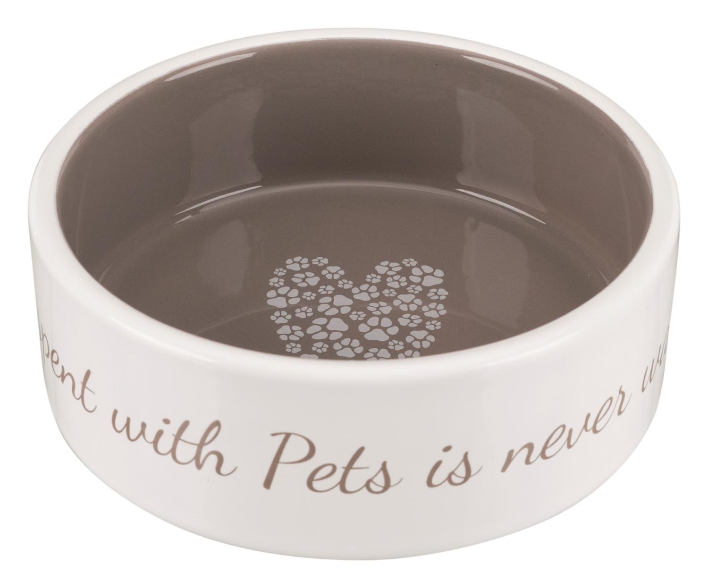 Hundeskål i keramikk Pet`s Home  0,3 l