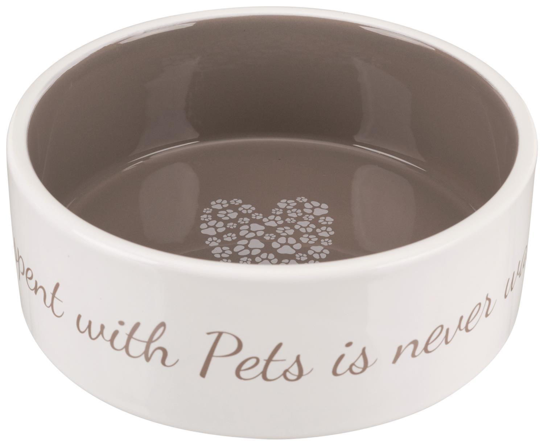 Hundeskål Keramikk Pet`s Home 0,8 l
