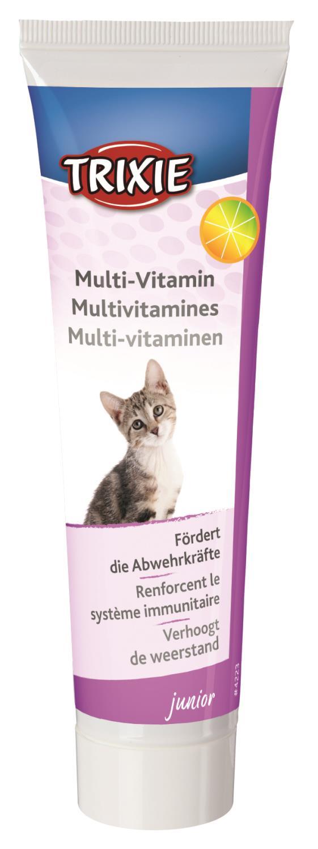 Multi vitamin pasta til kattunger 100gr