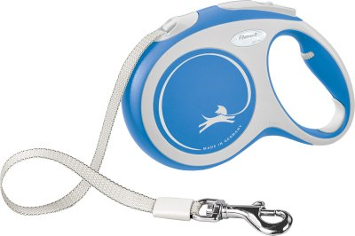 Flexi New Comfort L 5m Tape blå