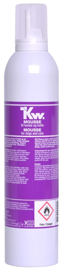 KW Mousse maxihold 400ml