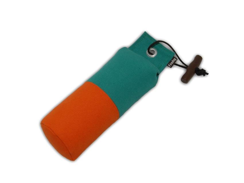 Firedog Dummy marking 500gr grønn/oransje