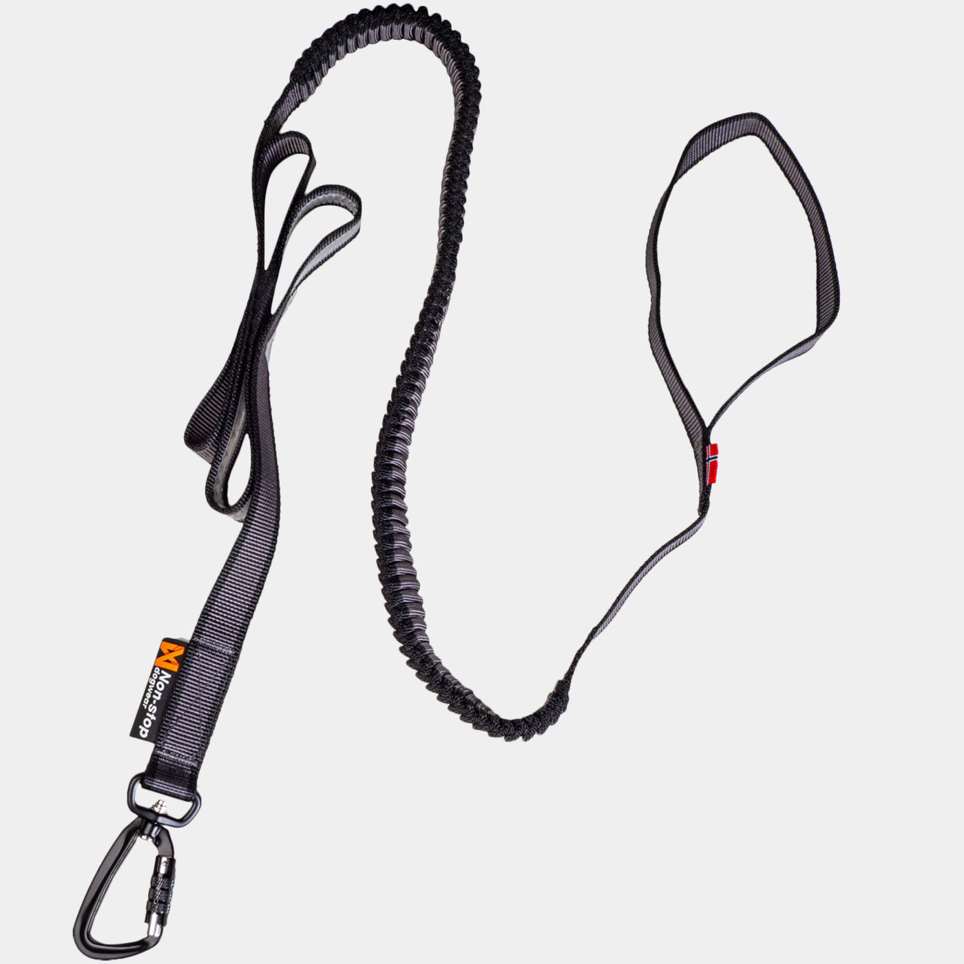 Non-Stop Bungee touring leash 2,8m