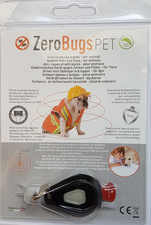 ZeroBugs Pet