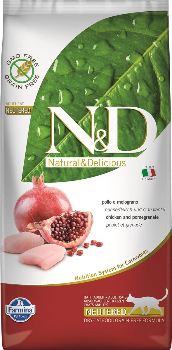 Farmina Chicken & pomegranate neutered 5kg