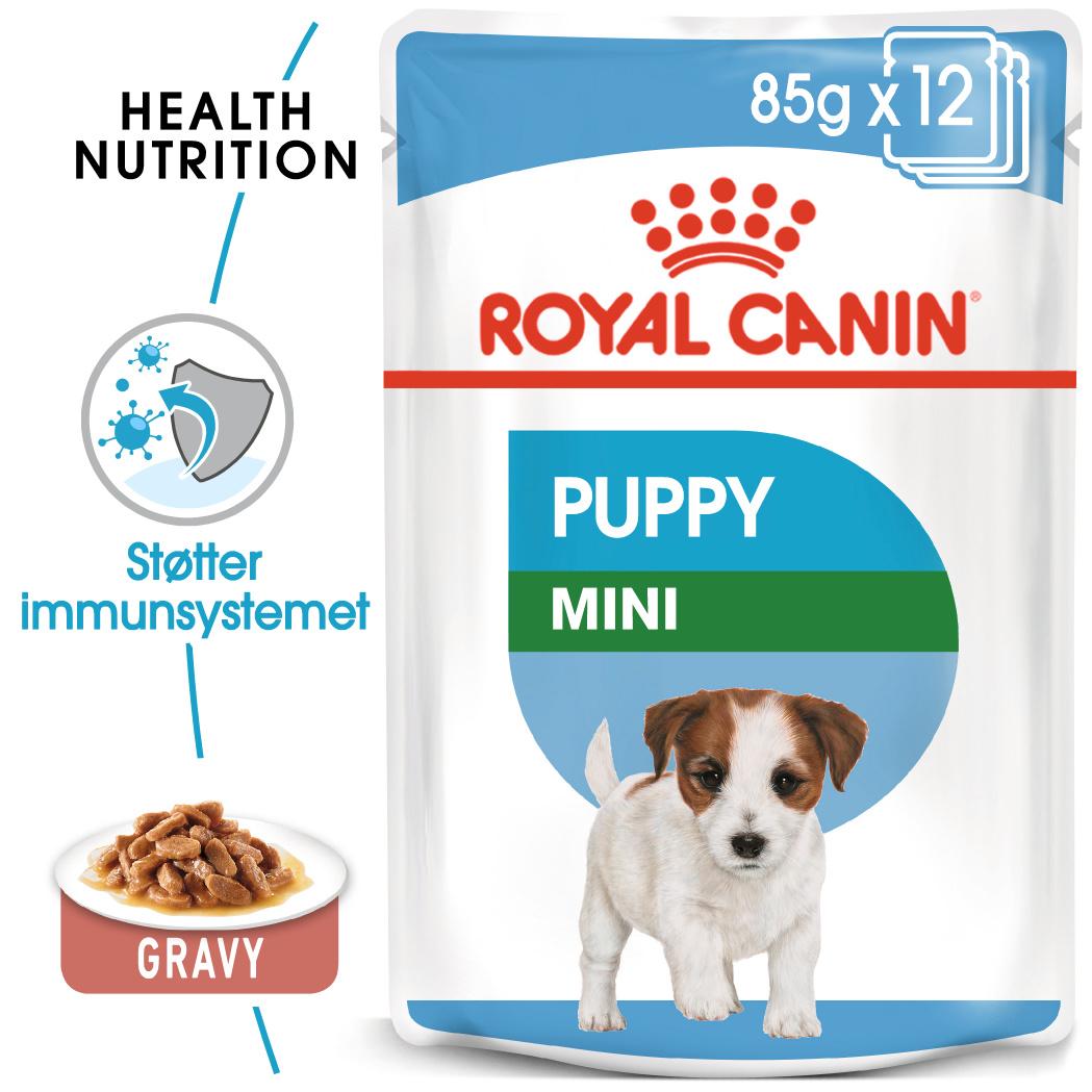 Royal Canin Mini Puppy våtfor 12x85g