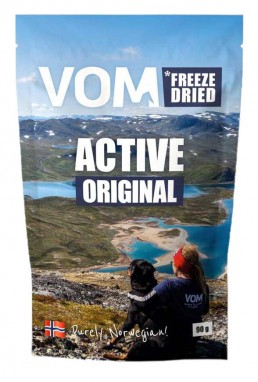 Vom Active original frysetørket 90g
