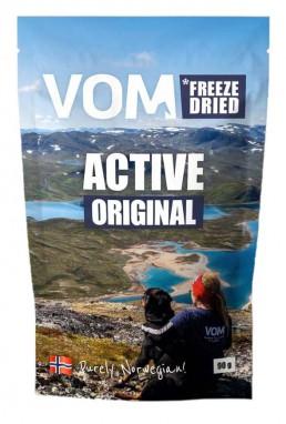 Vom Active orginal frysetørket 900gr