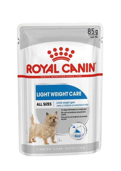 Royal Canin Light Weight Care våtfor hund 12x85gr
