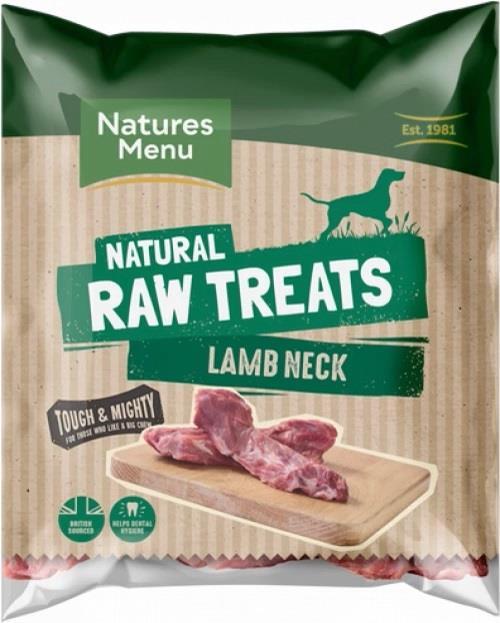 Natures menu NM frossen Tygg Lamb neck 500gr