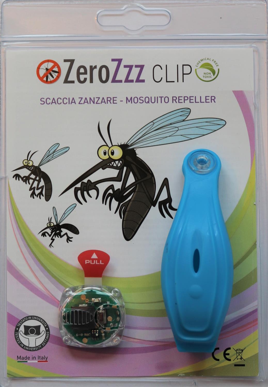 ZeroZzz Flexy armbånd mot mygg mennesker