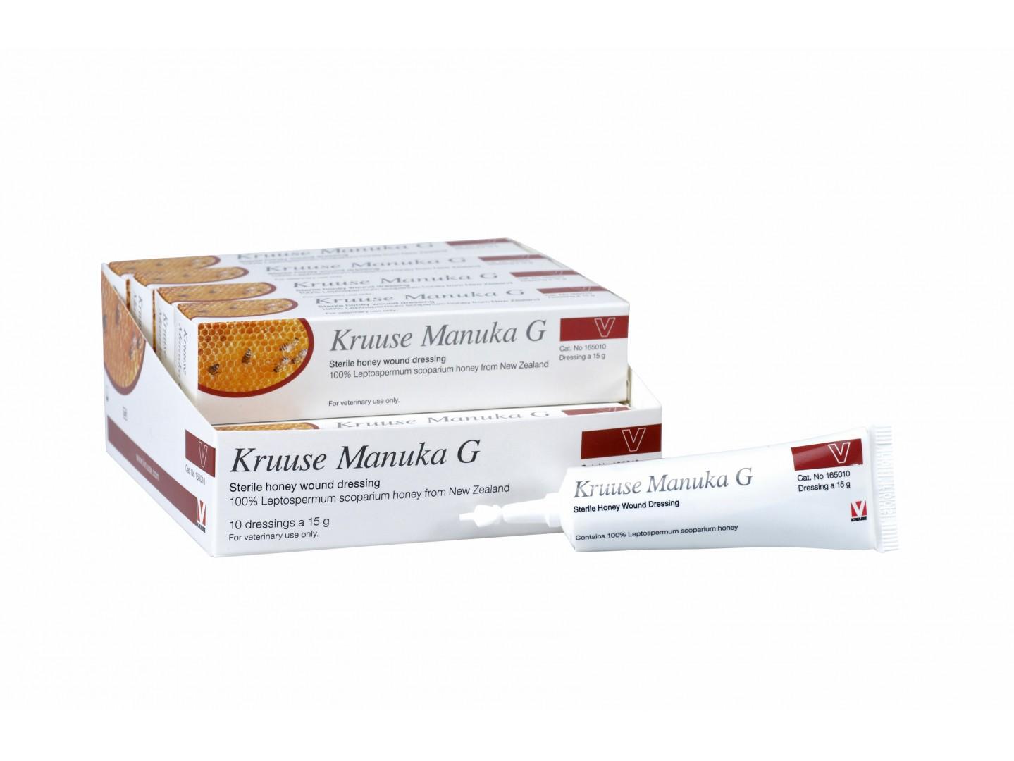 Manuka G sårgel 15 gr