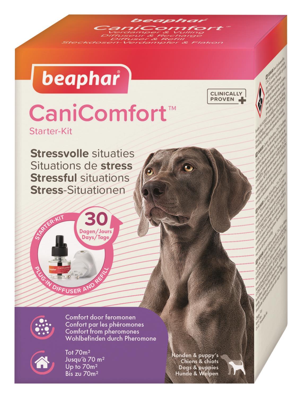 CaniComfort Diffuser sett hund