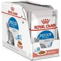 Royal Canin Indoor våtfôr eske 12x85g