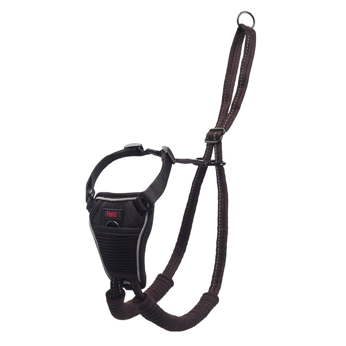 Halti Non pull Harness sort L 46-52cm