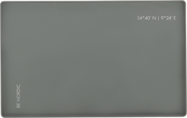 Matunderlag Be Nordic silikon 48x30cm