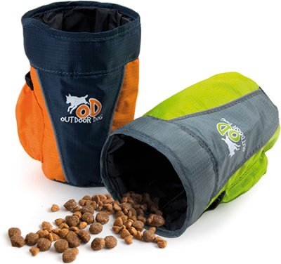 Godbitveske Outdoor train & treat bag