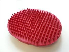 Myk Gummikarde oval