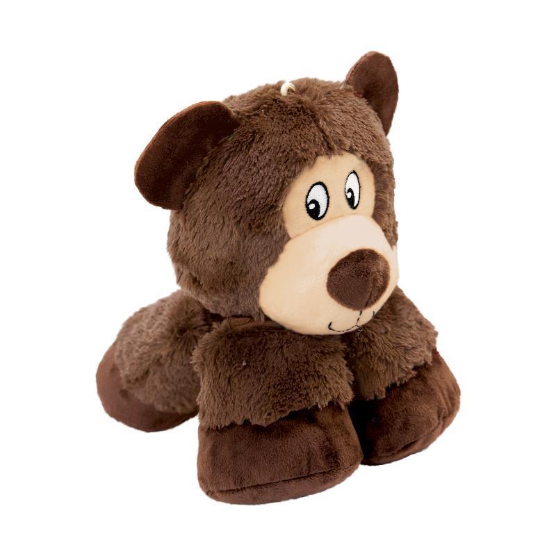 Hundeleke Kong Stretchezz Legz Bear L