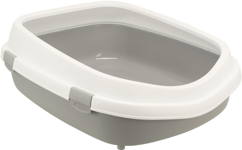 Trixie Primo katte toalett XXL 56x25x71cm grå
