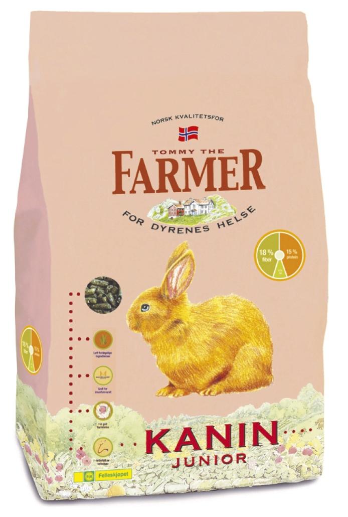 Farmer Kanin Junior 2,5 kg