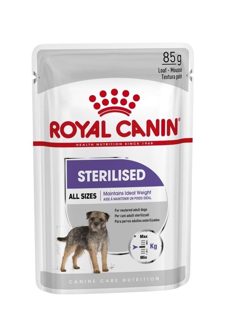 Royal Canin Sterilised våtfor hund 12x85gr