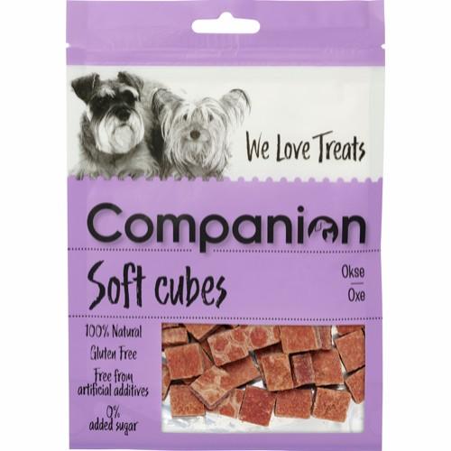 Companion Soft cubes Okse 80gr