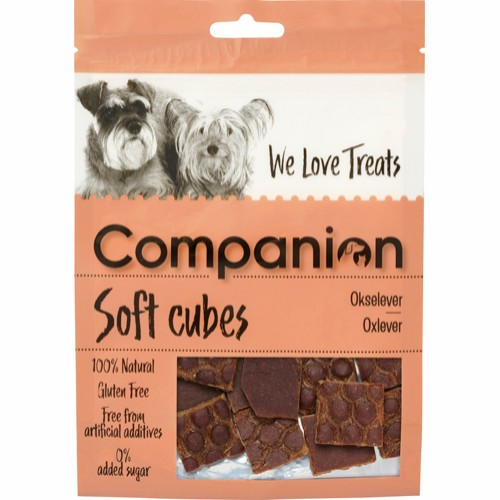 Companion Soft cubes Okselever 80gr