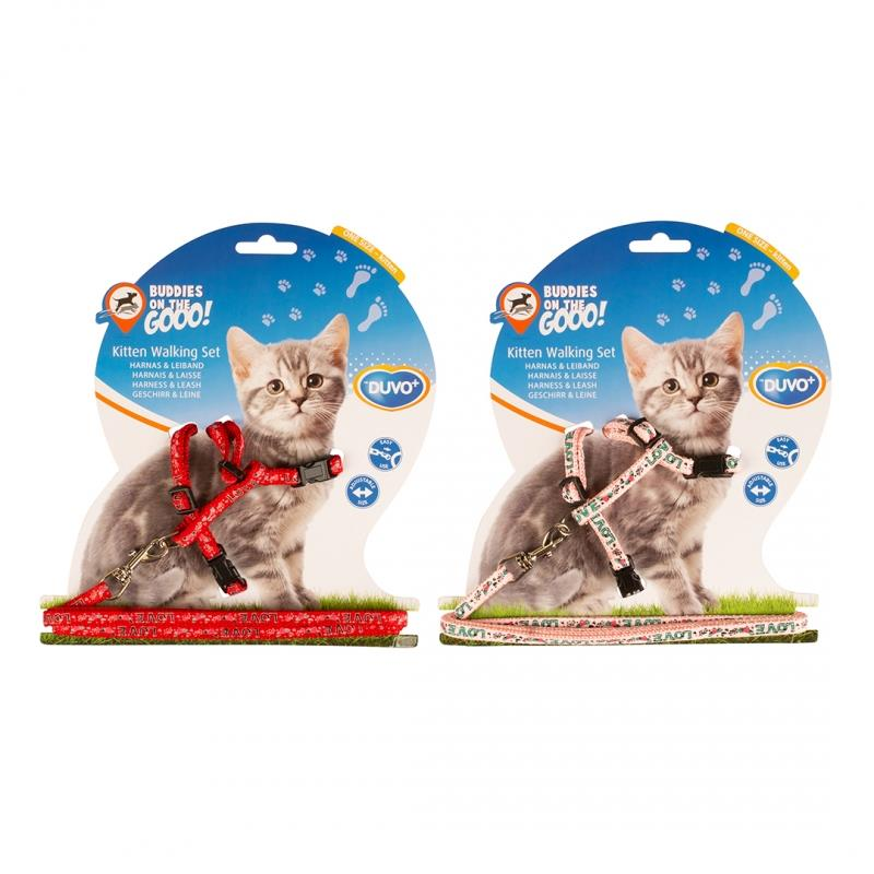 kattesele kitten love 15-25cm