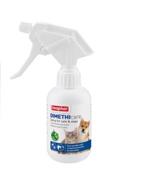Dimeticare Spray til alle dyr 250ml
