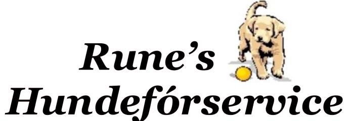 Rune's Hundeforservice AS