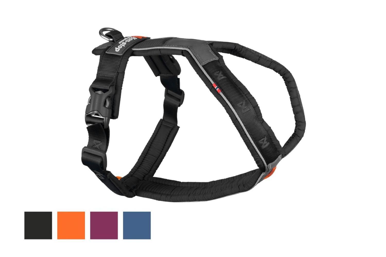 Non-Stop Line harness 5.0 nr 7 svart
