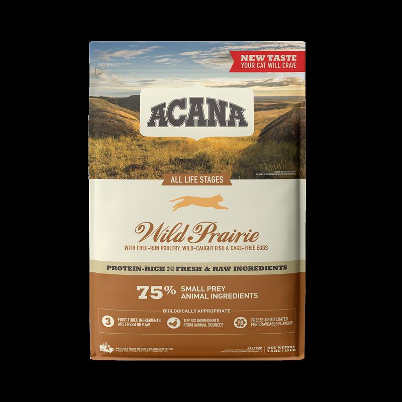 Acana Cat wild praire 4,5 kg