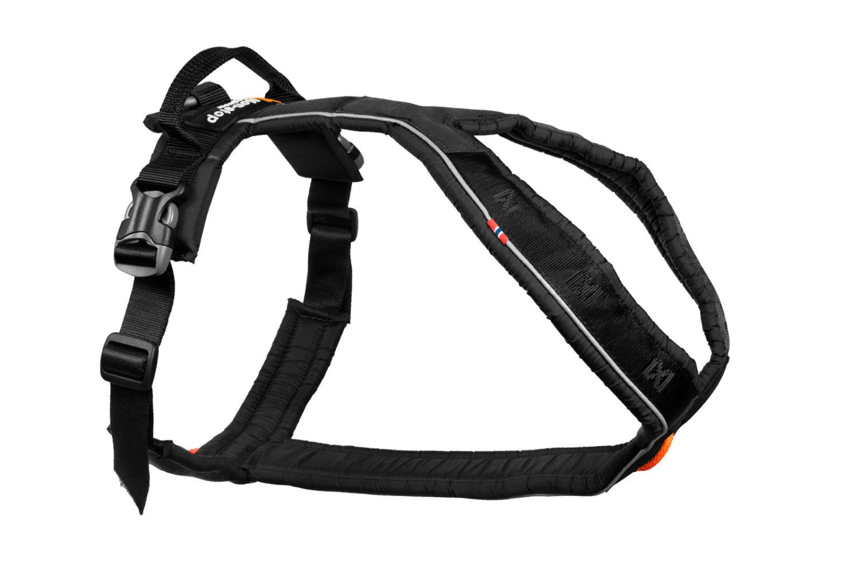 Non-Stop Line harness grip svart nr 4