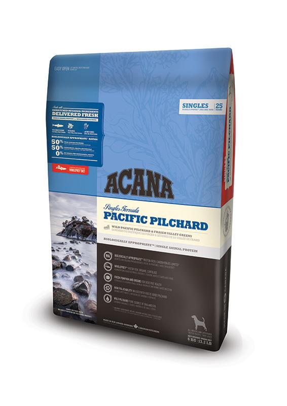 Acana Singles Pilchard Pacific 11,4kg