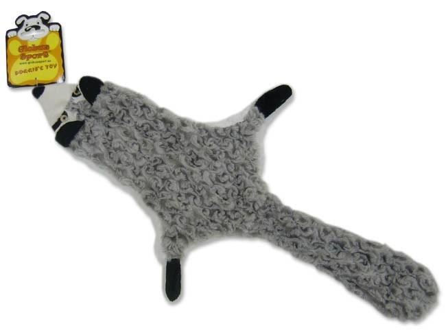 Plysj vaskebjørn
