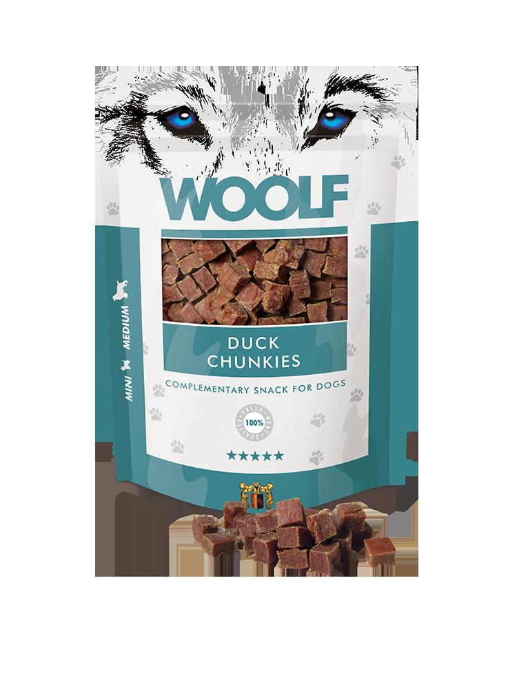 Woolf Duck chunkies 100gr