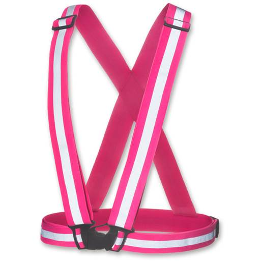 Reflekssele til menneske rosa