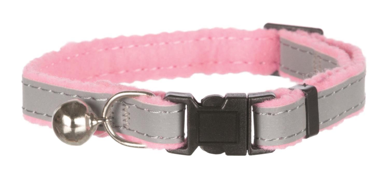 Kattehalsband m/refleks og hurtiglås