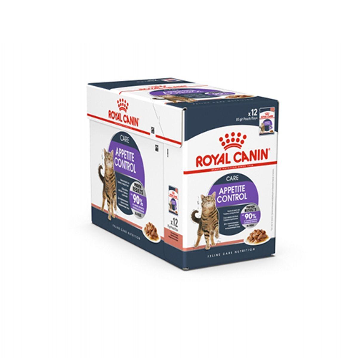 Royal Canin Appetite control våtfor 12x85gr