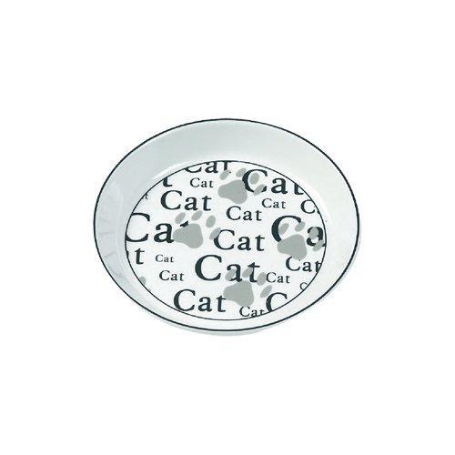 Keramikkskål til katt 15,5cm