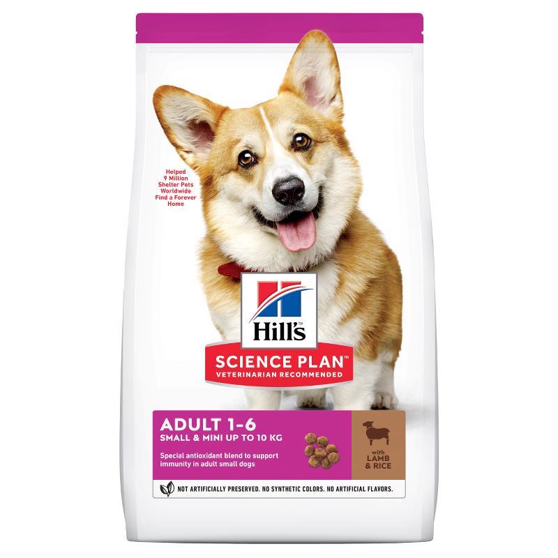 Hill's adult Small & mini Lam 1,5 kg