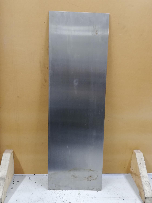 AEB-L stål (rustfritt), hel plate blank