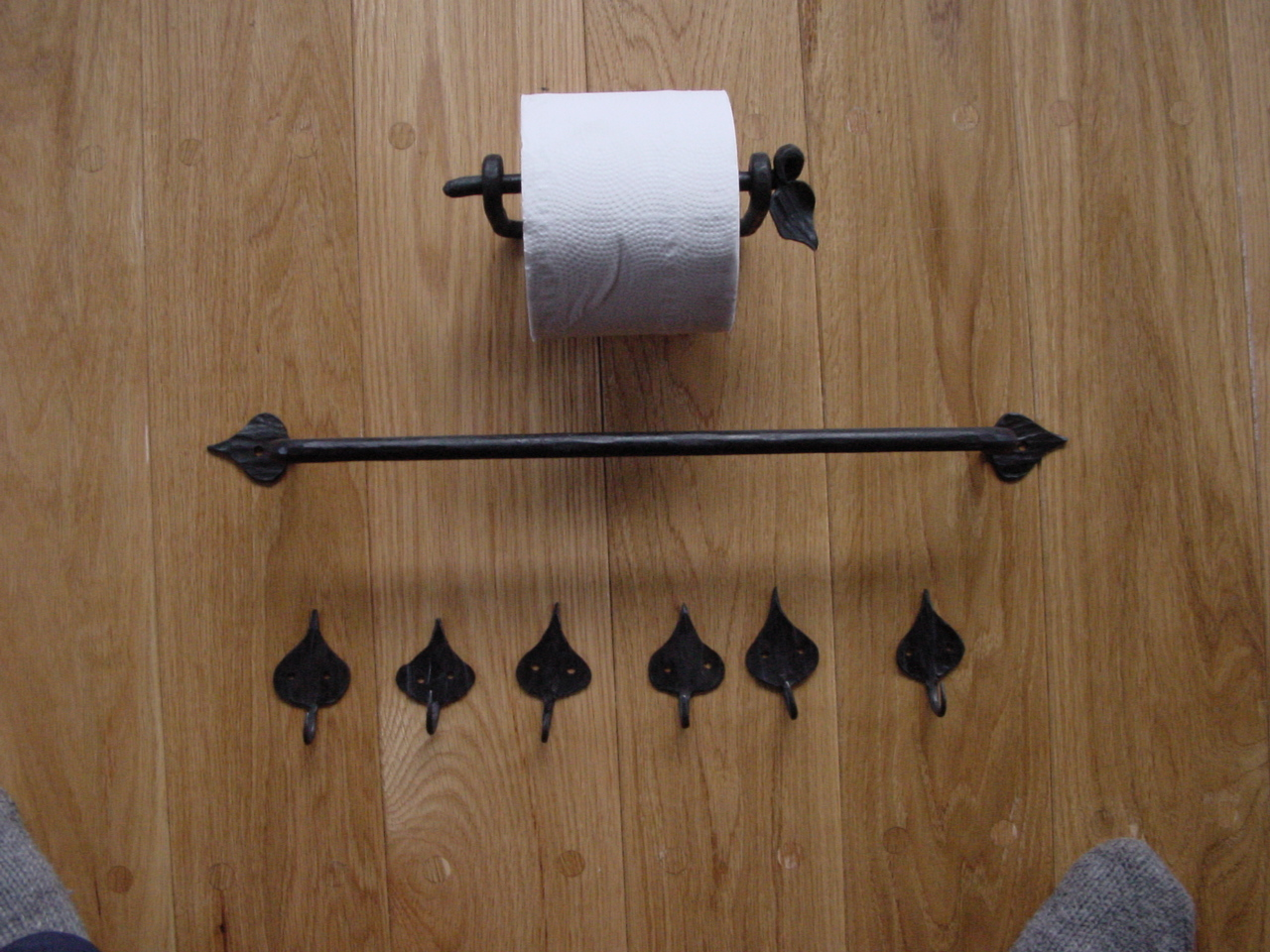 WC-inventar