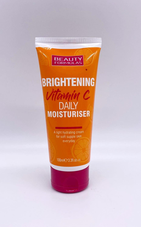 Beauty Formulas Brightening Daily Moisturiser 100ml