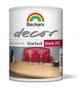 Decor Klarlakk Blank (80) 0,5L