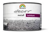 Decor Metall Sølv 3L