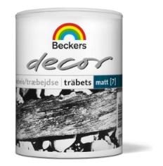 Decor Trebeis Fargeløs Base 0,5L