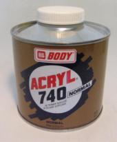 Body Acryl 740 0,5 l