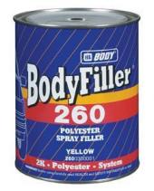 HB Body 260 body filler 2K 1 lit